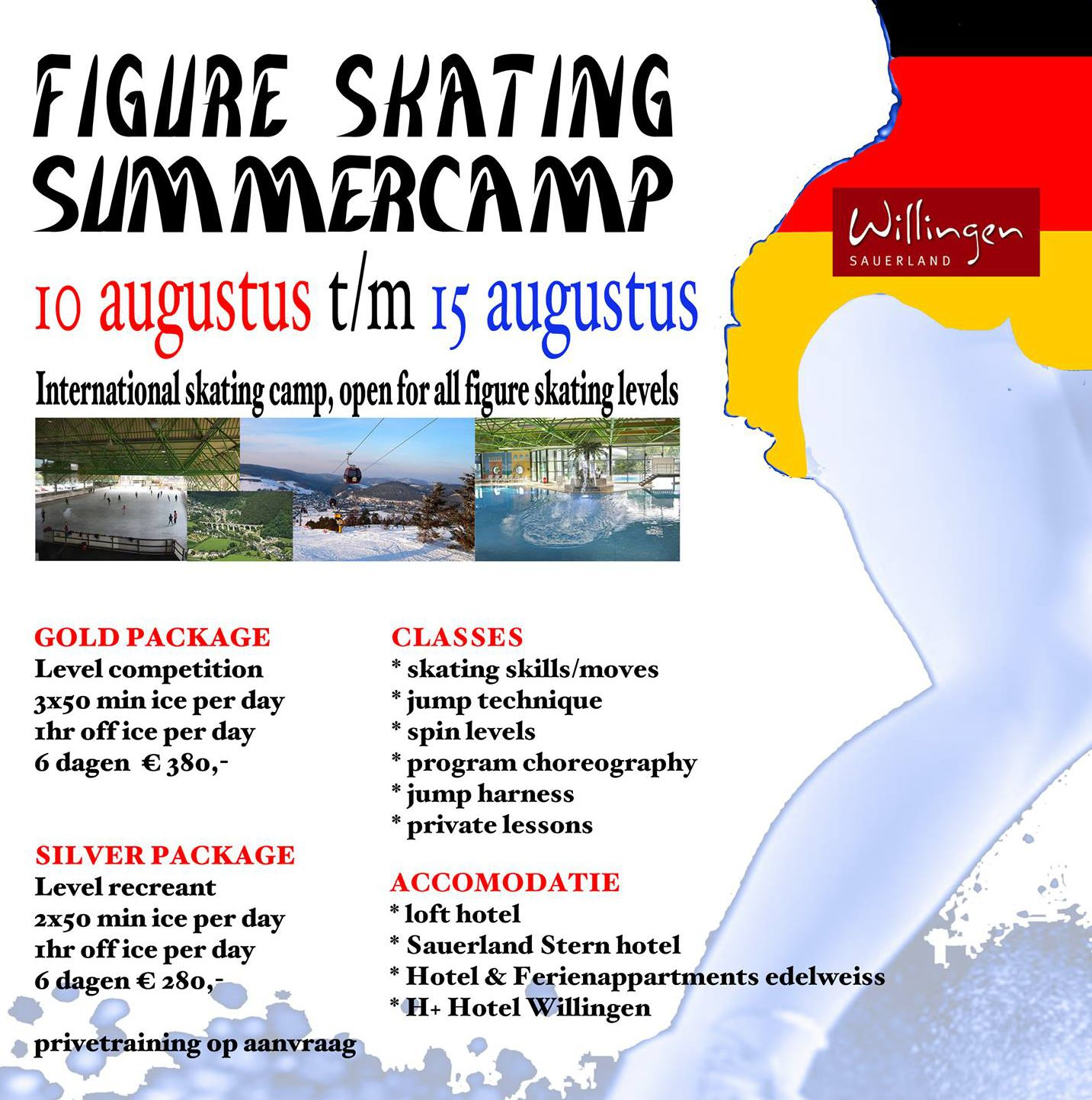 Summercamp Willingen