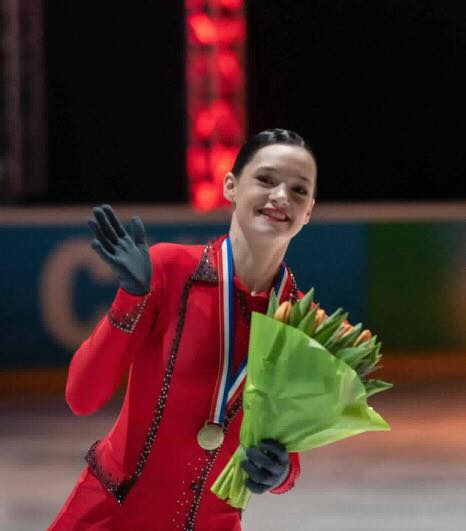 Brons voor Roos op het NK 2019